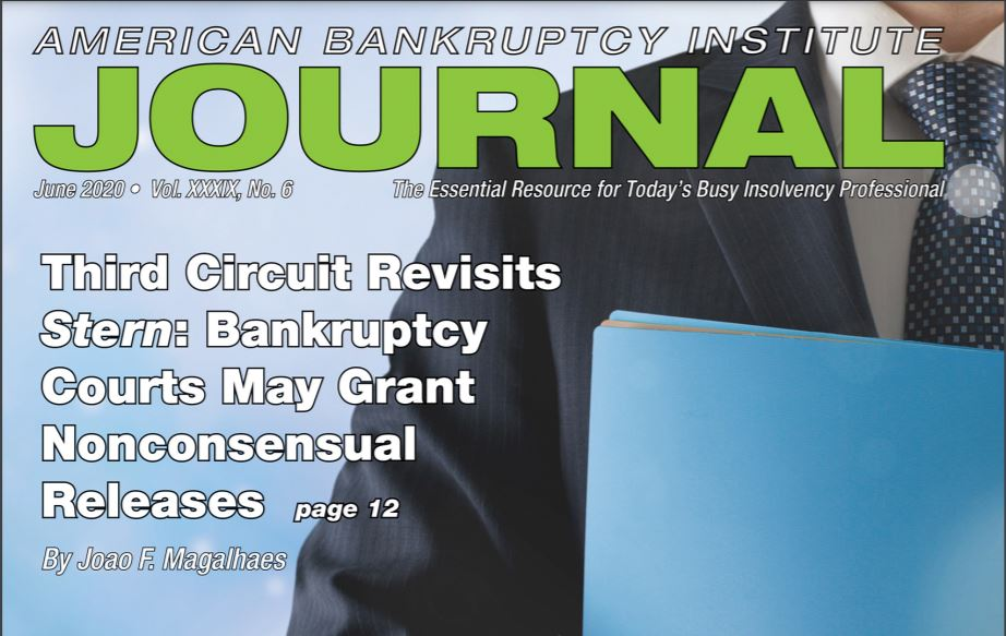 American Bankruptcy Institute Journal