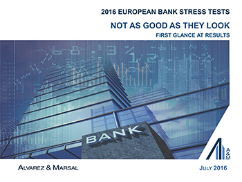 Alvarez & Marsal (A&M) - 2016 Stress Tests: First Glance