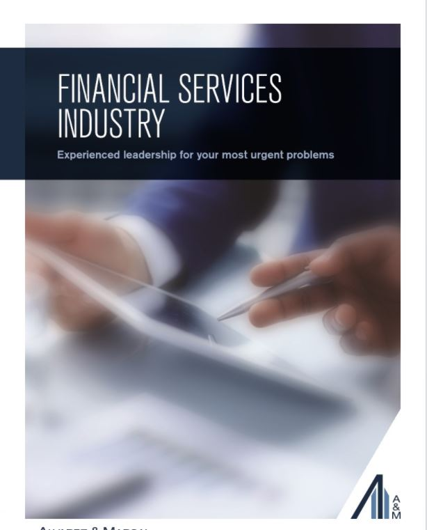 Performance Improvement in Financial Services