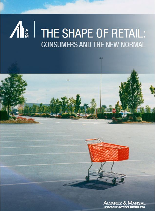 The Shape of Retail: Consumers and the new normal