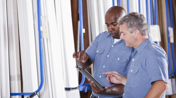 Business performance transformation at building product manufacturer & retailer in the US