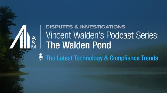 Walden Pond Podcast Teaser Banner