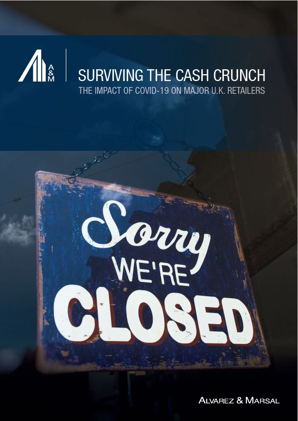 Surviving the Cash Crunch - The Impact of COVID-19 on Major U.K. Retailers